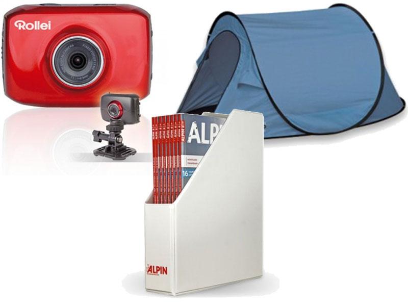 ALPIN Produkte