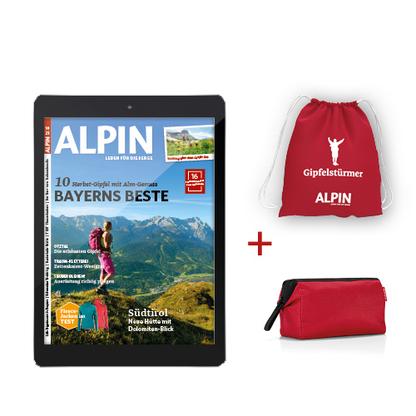 Alpin Geschenk-Abo